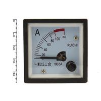 Щитовой прибор Э8030  100/5А 50гц